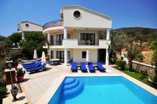 Stunning Detached Villa with Spectacular Views in Kalkan