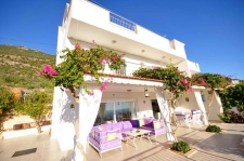 Beautiful Furnished Villa with Stunning Sea Views in Kalkan