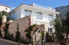 Refurbished Detached Villa With Sea View in Centre of Kalkan
