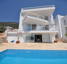 Villa Overlooking Kalkan Harbour 5 Bedrooms for sale