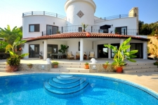 Exquisite 5 Bedroom Kalkan Villa with Large Private Pool