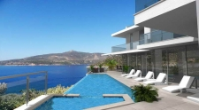 Luxury Detached Villa with Magnificent Views of the Sea