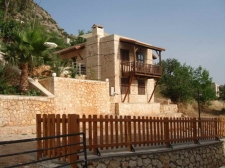 2 Magnificent Renovated Sea View Villas in Kalkan