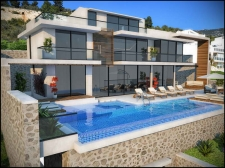 Magnificent Villas with Spectacular Sea Views in Kalkan