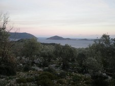 Secluded Kas Land 10000sqm for sale