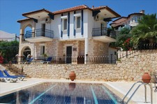 Traditional Kas Villa Quick Sale 3 Bedrooms
