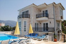 Traditional Kas Villa Near Beach 5 Bedrooms