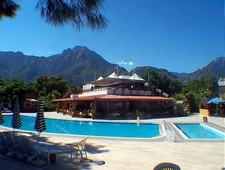 Kemer hotel for sale seafront 193 roms