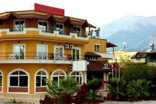 Boutique Hotel in Kemer with private beach for sale