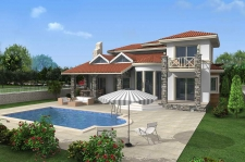 Brand New Bungalow Project in Seydikemer Fethiye