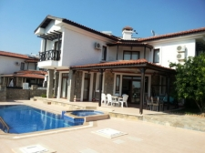4 Bedroom Detached Villa in Peaceful Seydikemer