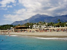 Kemer Hotel Plot for Sale at Beachfront