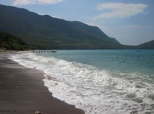 Seafront land for sale in Kemer