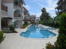 Spacious Kemer Penthouse near Marina 2 Bedrooms for sale