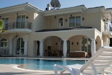 Luxury Kemer Villa with Private Pool 4 Bedrooms