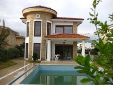 Private Kemer Villa 500m from Sandy Beach 4 Bedrooms (SOLD) for sale