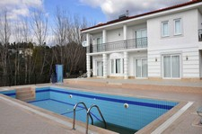 Private Kemer Villa Large Garden 4 Bedrooms