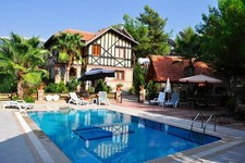 Authentic Kadikoy Fethiye Villa Large Garden 5 Bedrooms