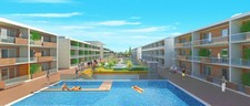 Studios at Kusadasi Spa Village with Rental Guarantee for sale