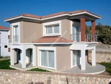 Scenic Villas in Kusadasi in a Gated Complex 3 Bedrooms