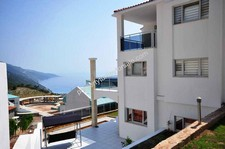 Oludeniz Villas with Superb Sea Views 3 Bedrooms