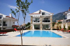 Spacious Oludeniz Villa Mountain Views 4 Bedrooms