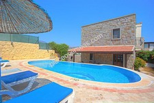 Ortakent Stone House 3 Bedrooms with Private Pool