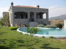 Aegean Style Impressive Sea View Villa 5 Bedrooms