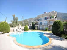 Well Maintained Apartment within a Small Complex in Ovacik