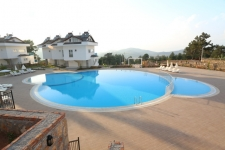 Beautiful 2 Bed Duplex Apartment Located in Ovacik