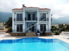 Detached Ovacik Villa on large private plot