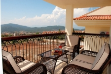 Beautiful Ovacik Duplex Apartment with Stunning Views
