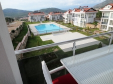 Fully Furnished 3 Bedroom Apartment For Sale in Ovacik