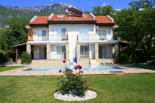 Apartment for sale in Fethiye Hisaronu 3 bedroom