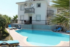 Bargain! Five Bedroom Detached Villa in Ovacik