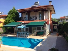 Two bedroom detached Ovacik villa with stunning views