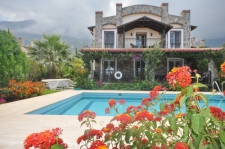 Private 3 Bedroom Villa with Pool in Ovacik Fethiye