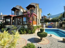 3 Bedroom Large Villa in Ovacik With Reasonable Price