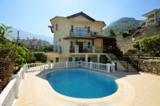 Stunning Villa with Private Pool in Ovacik