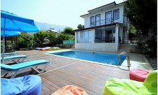 Bargain Price for Fully Furnished Detached Villa in Ovacik