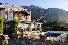 Resale Ovacik Villa Large Garden 3 Bedrooms