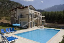 Impressive Ovacik Villa Mountain Views 3 Bedrooms