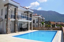 Attractive Ovacik Villa Mountain Views 3 Bedrooms