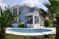 Ovacik Villa Elevated Position 3 Bedrooms