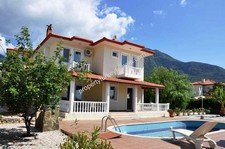 Ovacik Detached Villa with Private Pool 3 Bedrooms