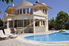 Stylish Ovacik Villa Private Pool 3 Bedrooms for sale