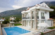 3 Bedroom Ovacik Villa with Panoramic Views