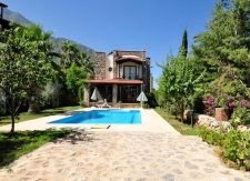 Beautiful Secluded Detached Villa in Mature Gardens Ovacik Fethiye - SOLD