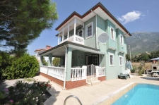 Lovely 3 Bedroom Villa with Pool in Ovacik Fethiye