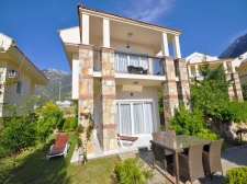 Fully Furnished 3 Bedroom Villa in Ovacik Gated Complex